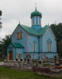 Cerkiew w Rybołach