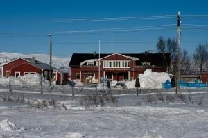 Stacja w Katterjåk