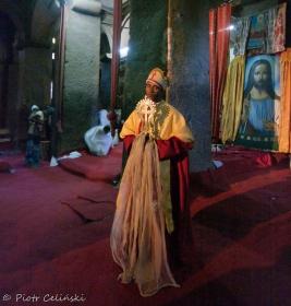 Etiopski ksiądz