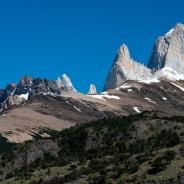 Fitz Roy i Cerro Torre