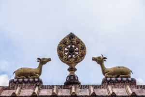 Świątynia w Tengboche