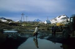 Plac budowy elektrowni geotermalnej