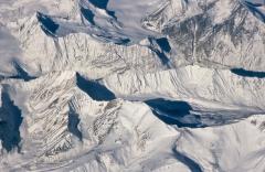 Himalaje z lotu ptaka