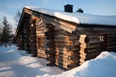 Domy w Saariselkä