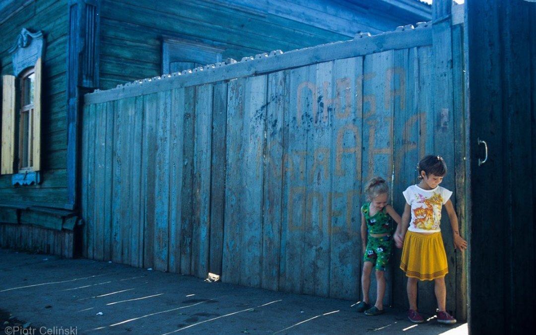Na Marata i Engelsa (Irkuck, Bajkał, 2000)